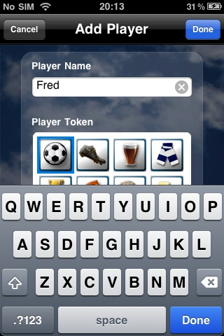 Screenshot i-Spy Football Stuff
