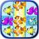 A Big Gold Fish Match 3 Mania Game – Big Action Puzzle Fun in the Sea Pro!